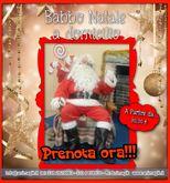 Arriva Babbo Natale a casa tua o dove vuoi tu