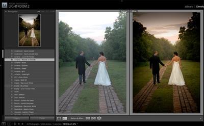 Post produzione fotografica - Lightroom Adobe