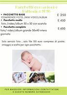Fotografo - diversi pacchetti per tutti i prezzi