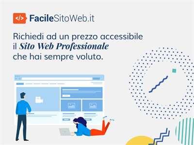 Realizzazione siti web PROFESSIONALI – preventivi veloci