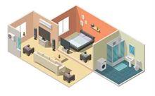 Interni 3D - Disegno 3D