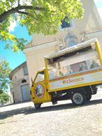 Rinfresco all'uscita dalla Chiesa Salerno