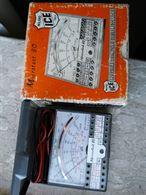 Multimetro per elettrotecnici