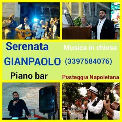 2021 musica in campania - serenata - piano bar - posteggia