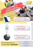 Offerta lancio: Impianto Fotovoltaico chiavi in Mano a 4890€