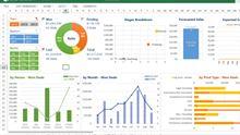 Sviluppatore di Excel Fogli di Calcolo