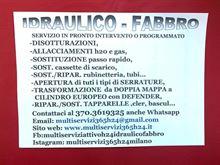 IDRAULICO FABBRO MILANO
