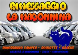 RIMESSAGGIO CAMPER, ROULOTTE, BARCHE