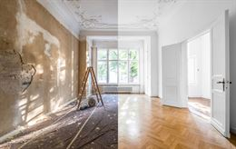 Ristrutturazioni muratura pittura